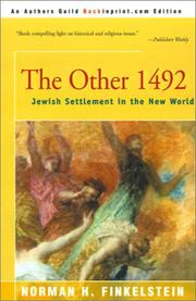 Cover of: The Other 1492