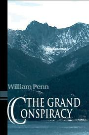 Cover of: The Grand Conspiracy