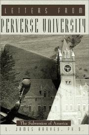 Cover of: Letters from Perverse University