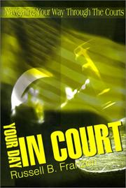Cover of: Your Day in Court | Russell Franzen