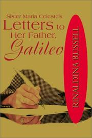 Cover of: Sister Maria Celeste's Letters to Her Father, Galileo