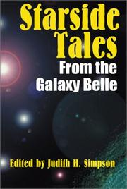 Cover of: Starside Tales from the Galaxy Belle
