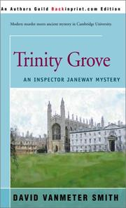Cover of: Trinity Grove (Inspector Janeway Mysteries)