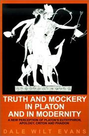 Cover of: Truth and Mockery in Platon and in Modernity | Dale Evans