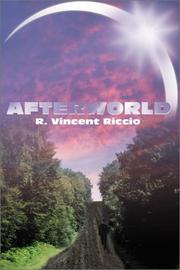 Cover of: Afterworld | R. Vincent Riccio