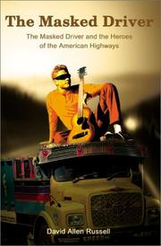 Cover of: The Masked Driver
