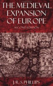 Cover of: The medieval expansion of Europe