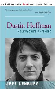 Cover of: Dustin Hoffman