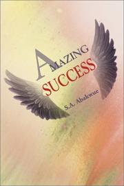 Cover of: Amazing Success | S. A. Abakwue