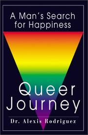 Cover of: Queer Journey | Alexis Rodriguez