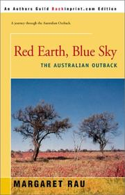Cover of: Red Earth, Blue Sky