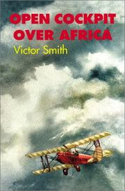 Cover of: Open Cockpit over Africa