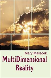 Cover of: Multidimensional Reality