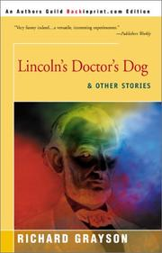 Cover of: Lincoln's Doctor's Dog and Other Stories