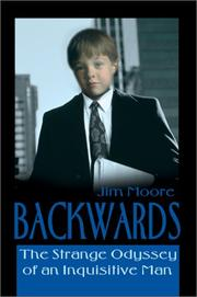 Cover of: Backwards
