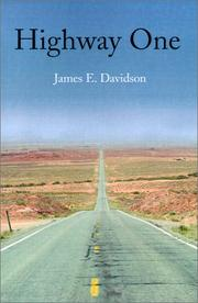 Cover of: Highway One