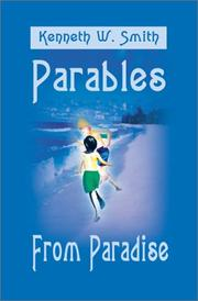 Cover of: Parables from Paradise | Kenneth Smith