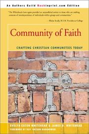 Community of Faith by Evelyn Eaton Whitehead