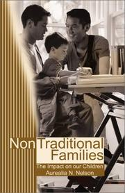 Cover of: Non Traditional Families | Aurealia N. Nelson