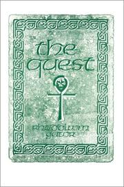 Cover of: The Quest | Rhuddlwm Gawr