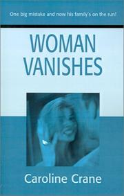 Cover of: Woman Vanishes | Caroline Crane