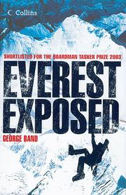 Cover of: Everest Exposed