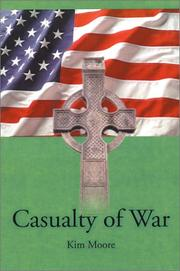 Cover of: Casualty of War | Kim Moore