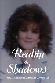 Cover of: Reality and Shadows | Adam D