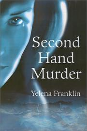 Cover of: Second Hand Murder | Yelena Franklin