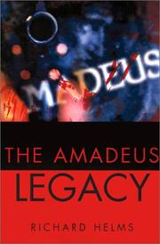 Cover of: The Amadeus Legacy