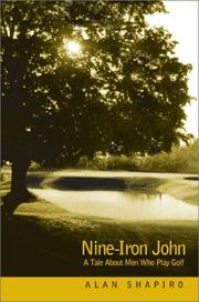Cover of: Nine-Iron John