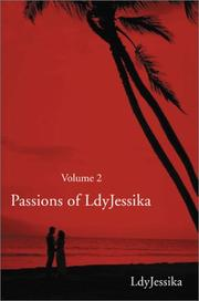Cover of: Passions of Ldyjessika | Ldyjessika Victory