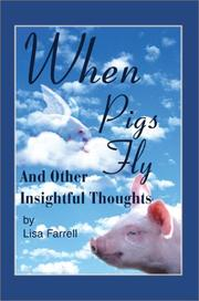 Cover of: When Pigs Fly | Lisa Farrell