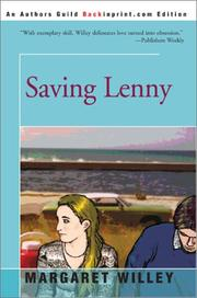 Cover of: Saving Lenny