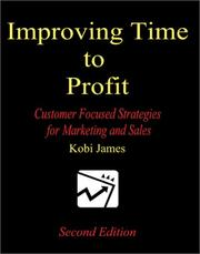 Cover of: Improving Time to Profit | Kobi James