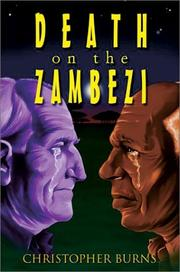 Cover of: Death on the Zambezi | Christopher Burns