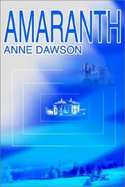 Cover of: Amaranth