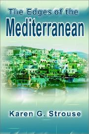 Cover of: The Edges of the Mediterranean | Karen G. Strouse