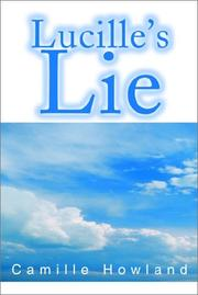 Cover of: Lucille's Lie