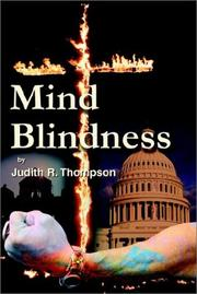 Cover of: Mind Blindness | Judith R. Thompson
