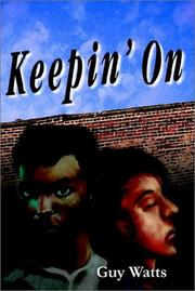 Cover of: Keepin