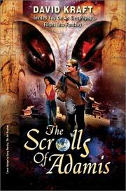 Cover of: The Scrolls of Adamis
