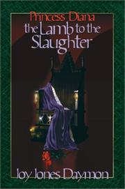 Cover of: Princess Diana, the Lamb to the Slaughter