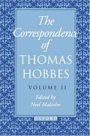 Cover of: The Correspondence: Volume II