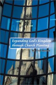 Cover of: Expanding God's Kingdom Through Church Planting