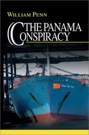 Cover of: The Panama Conspiracy