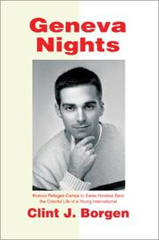 Cover of: Geneva Nights | Clint J. Borgen