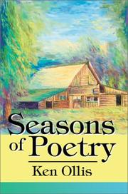 Cover of: Seasons of Poetry | Kenneth D. Ollis