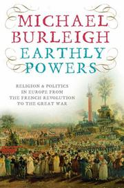 Cover of: Earthly Powers