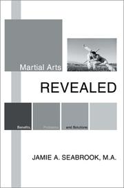 Cover of: Martial Arts Revealed | Jamie A. Seabrook